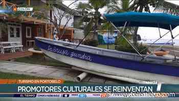 Comerciantes de Portobelo buscan estrategias frente a la pandemia - Telemetro