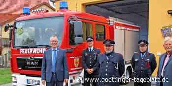 Feuerwehren im Flecken Bovenden waren im Pandemiejahr jederzeit einsatzbereit - Göttinger Tageblatt