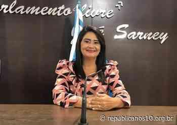 Nildinha Teles destaca a implementação da Procuradoria da Mulher em Chapadinha - Agência Republicana de Comunicação (ARCO - Republicanos10)