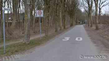 Gemeindevertretung Mildstedt: Zu viel Verkehr: Engelscher Weg soll Einbahnstraße werden   shz.de - shz.de