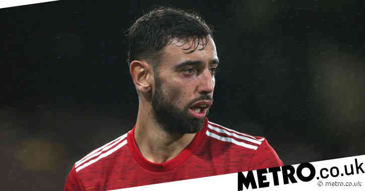 Bruno Fernandes hits back at criticism over his poor Man Utd form vs top six clubs