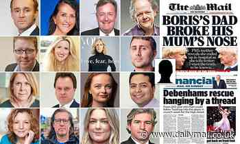 Your Mail on Sunday has 20 Press Oscars nominations