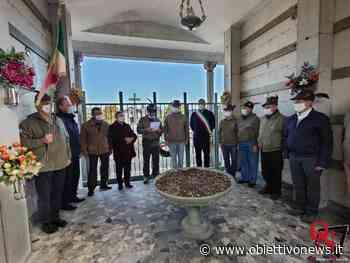 "BORGARO TORINESE – Ricordata la ""Penna Nera"" Giuseppe Borello - ObiettivoNews"