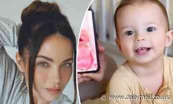 Jenna Dewan celebrates her 'rainbow baby' Callum's first birthday