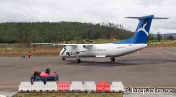 Este año se realizarán trabajos de mejoramiento del aeropuerto de Chachapoyas LRND - LaRepública.pe