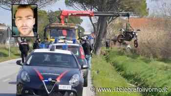Tragico incidente a Collesalvetti: muore un motociclista - IL TELEGRAFO