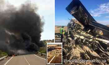 Horror crash on South Australian highway leaves two people dead, another in critical condition