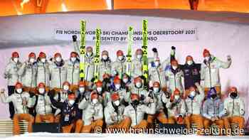 Nordische Ski-WM in Oberstdorf: GarantGeiger, schwacheLangläufer:DasZeugnis des WM-Teams