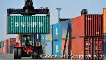 Trotz Corona-Pandemie: Chinas Exporte steigen um 60 Prozent im Jahresvergleich