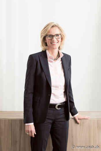 Personalien - UBS-Schweiz-Chefin Sabine Keller-Busse im Zurich-Verwaltungsrat