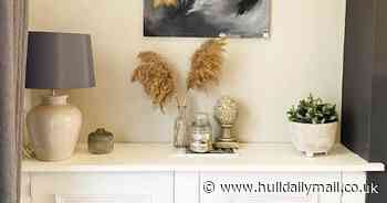 Savvy couple redecorate space in their home with £40 budget