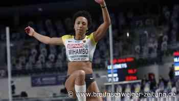 Hallen-Europameisterschaft: Weitsprung-Ass Mihambo holt EM-Silber