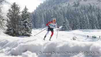 """Ski Nordisch: """"Eigene Liga"""": Langläuferin Johaug dominiert in Oberstdorf"""
