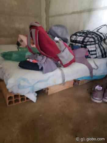 Trabalhadores são resgatados de situação análoga à escravidão em Tapira - G1