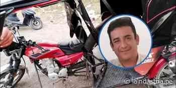 Chepén: funcionario fallece en un accidente de tránsito en su cumpleaños - La Industria.pe