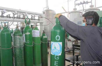 Planta de oxígeno amplía atención en las provincias de Ascope y Chepén - Press Perú
