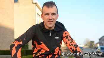 "Tim De Ridder snakt naar marathon: ""Mijn trainingsdag start om vier uur in de ochtend"""