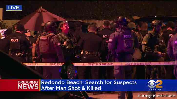 Redondo Beach Shooting Leaves 1 Man Dead