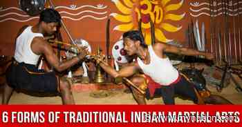 6 Ancient Indian Martial Arts Forms That Reflect Our Heritage - MyNation