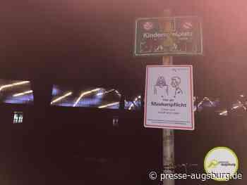 7-Tage-Inzidenz in Augsburg bei 62,7
