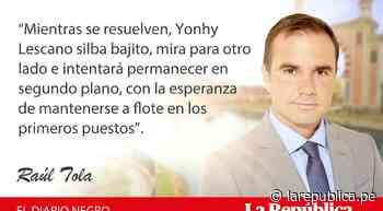 El beneficiado, por Raúl Tola - LaRepública.pe