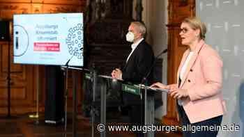 Corona in Augsburg: Inzidenz über 60: Diese Regeln gelten ab Montag für den Handel
