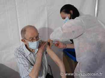 Essonne : le centre de vaccination de Mennecy a ouvert le 1er mars - Le Républicain de l'Essonne