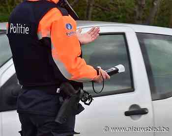 155 automobilisten geflitst in Haanhoutstraat