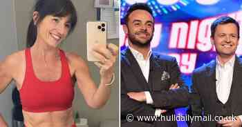 Saturday Night Takeaway fans can't get over timeless Davina McCall