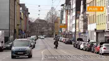 Bauarbeiten in der Wertachstraße gehen weiter