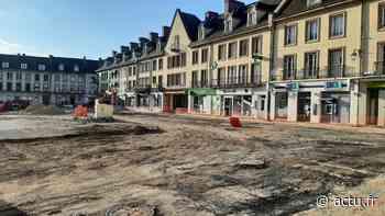 Les Andelys. La Ville prévoit plus de 3,5 millions d'euros d'investissements - actu.fr