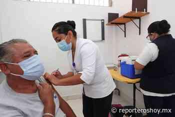Llegan vacunas para adultos de Progreso, Tixkokob y Temozón - Reporteros Hoy