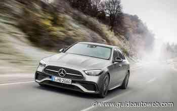 Mercedes-Benz Classe C 2022: cinq choses à savoir