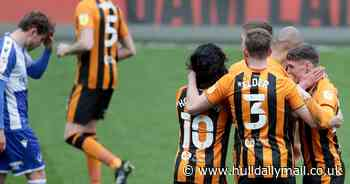 Three down, seven to go for promotion-chasing Hull City