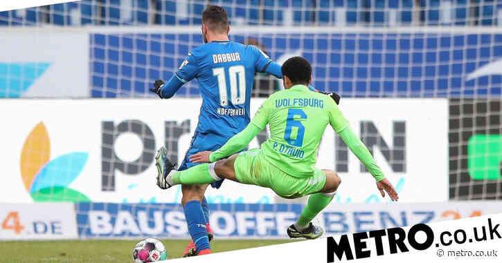 Wolfsburg star Paulo Otavio speaks out after shocking last-man challenge against Hoffenheim