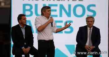 El juez Ramos Padilla rechazó una impugnación a Máximo Kirchner en un fallo exprés - Clarín.com