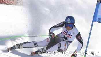Ski alpin: Petra Vlhova gewinnt Riesenslalom in Jasna