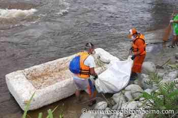 Hombre que se ahogó en Coyaima, fue arrastrado hasta el municipio de Ricaurte - Ecos del Combeima