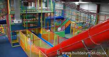 Boozy 'adult nights' to return at Hull soft play centre