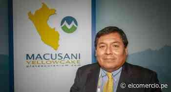 """Macusani Yellowcake: """"Susana Vilca ha sido nuestra asesora. Le hemos pagado"""" - El Comercio Perú"""