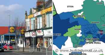 7 parts of East Yorkshire where Covid-19 has almost disappeared - Hull Live