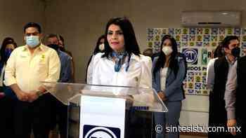 Eva María Vásquez será candidata a la alcaldía por Vamos por Baja California - Sintesis Tv