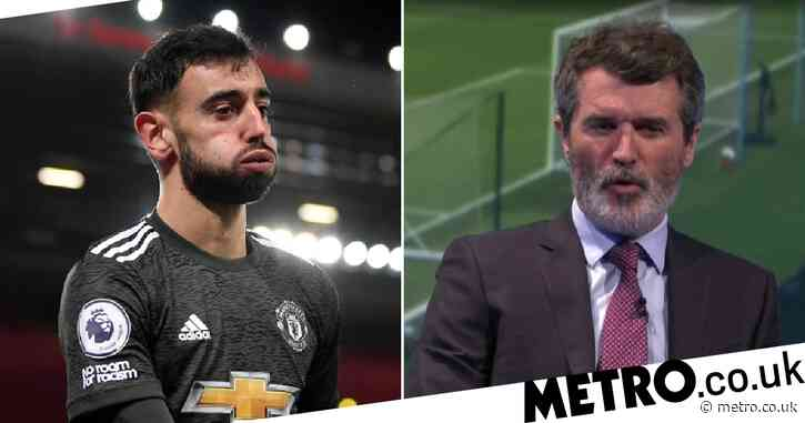'Nonsense!' – Manchester United legend Roy Keane blasts Bruno Fernandes over 'bizarre' interview and tells him to show more respect to teammates