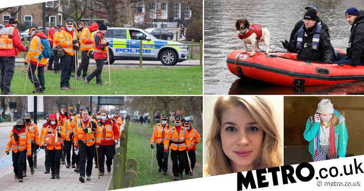 'Nothing significant' found in hunt for woman who vanished on walk home