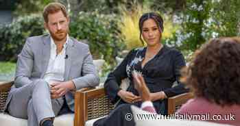 The UK time and date details of Harry and Meghan's Oprah interview