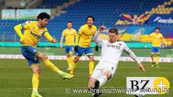 Kroos trifft – Eintracht besiegt Sandhausen 1:0