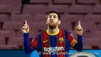 Primera Division: Chef-Wahl bei Barça: Messi gibt Stimme ab