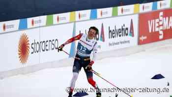 Nordische Ski-WM: Langläufer Klaebo gewinnt letztes WM-Rennen