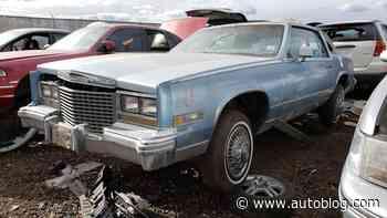 Junkyard Gem: 1979 Cadillac Eldorado Biarritz