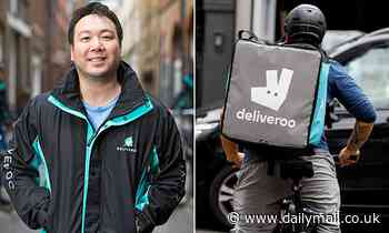 Deliveroo will reward most loyal riders with £10,000 bonus as union warns gesture is 'PR stunt'